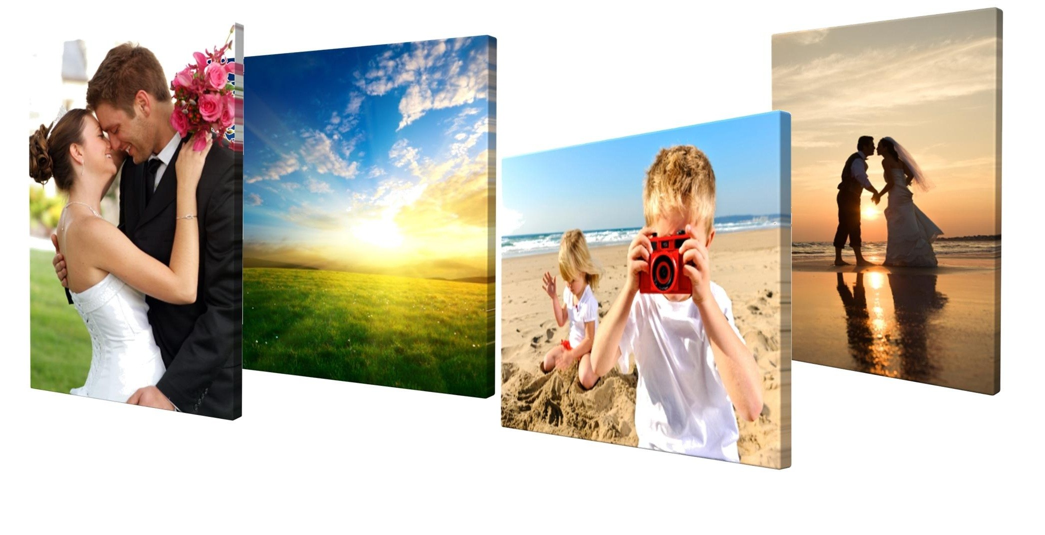 Wrapped Canvas Prints - Bezign Print