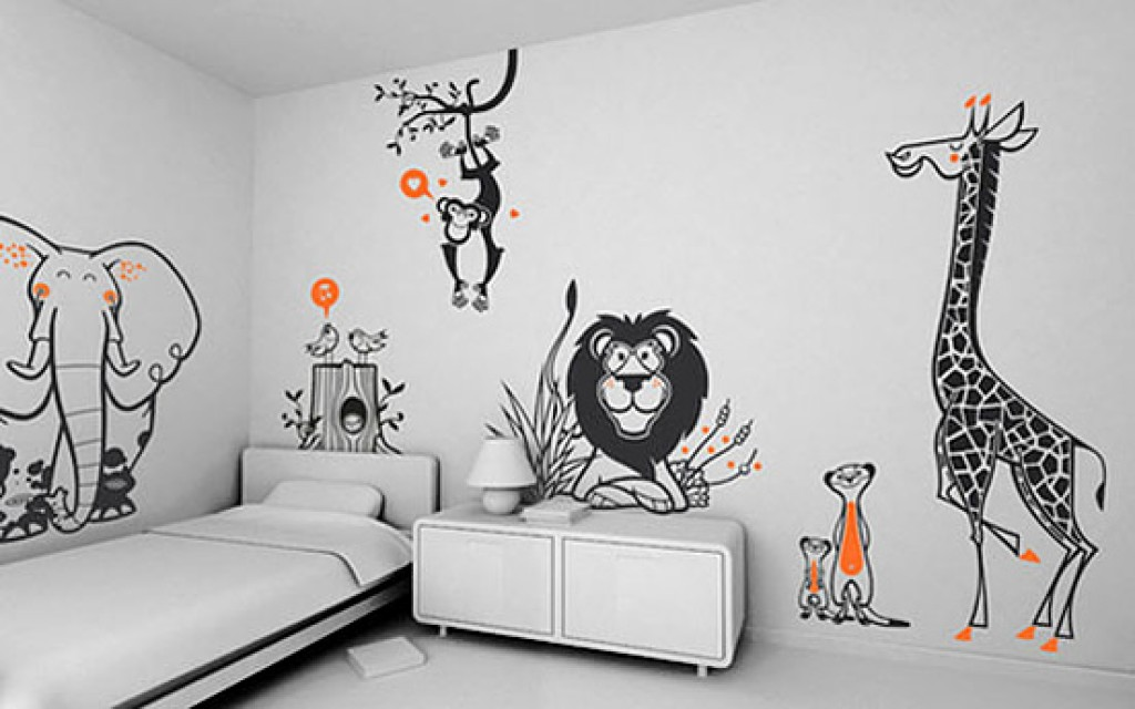 Removable Wall Graphics