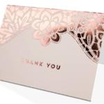 Printed Foil Greeting Cards
