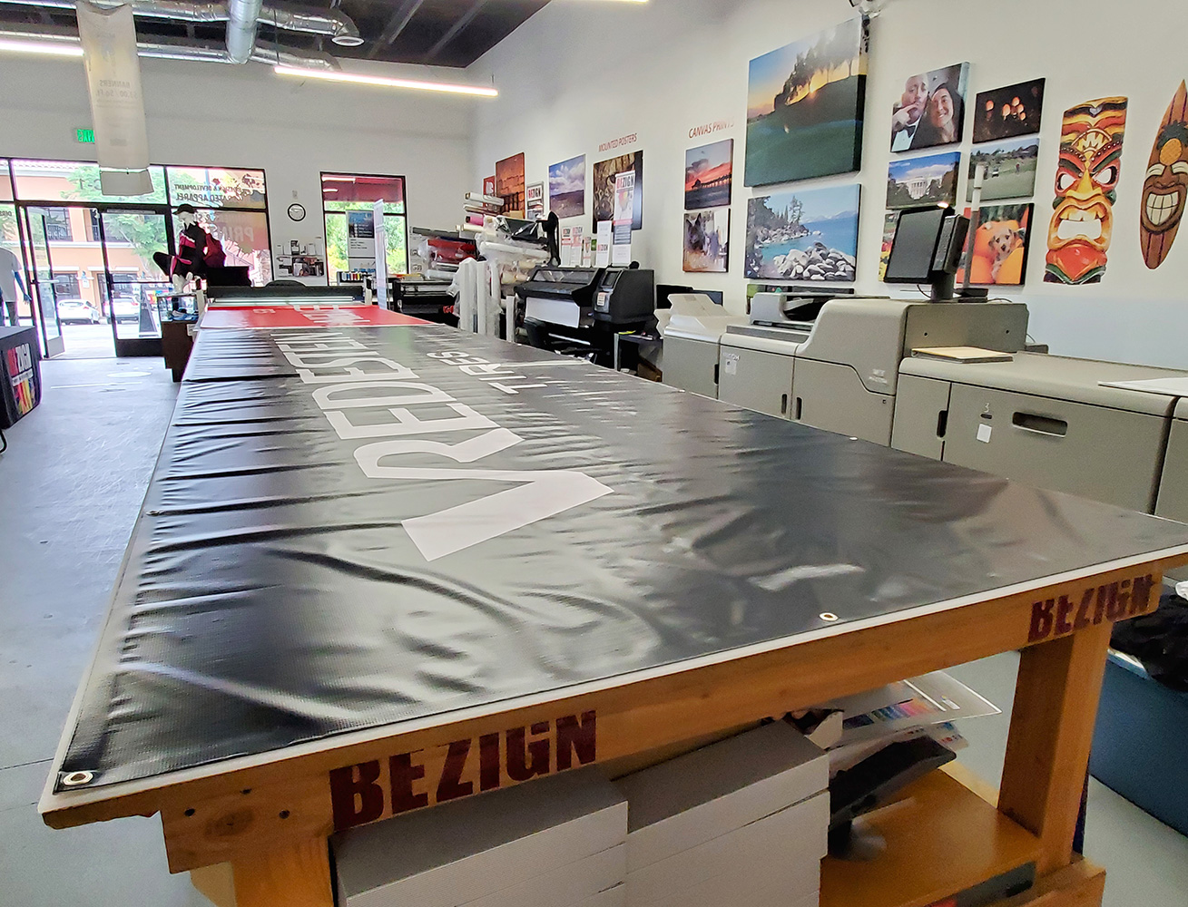 Bezign Print Shop in Moorpark